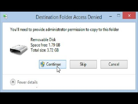 how to get rid of administrator permission on windows 7