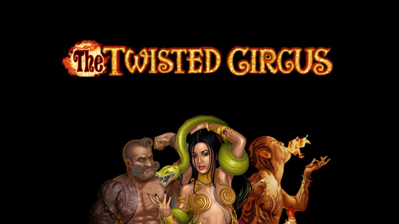 Slot Twisted Circus –online kostenlos spielen