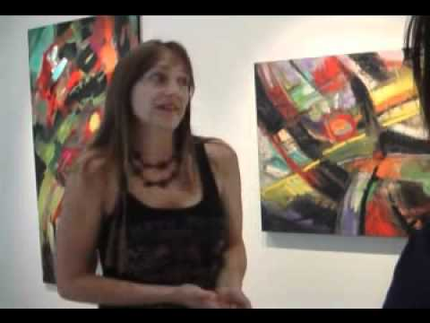 Entrevue avec l'artiste Suzanne Lord