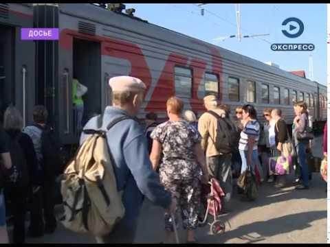 В Пензе озвучили график дополнительных электричек в Саранск