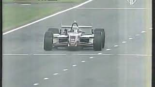 Alex Zanardi Crash Live Coverage (Italia 1)