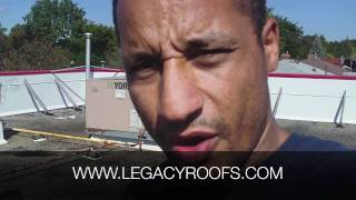 Roof Replacement Quote - Legacy Flat Roofing & Sheet Metal Kitchener Ontario