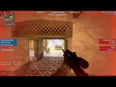 CoD4 - Rio vs Thoku | PakGaming Official tourni semifinal