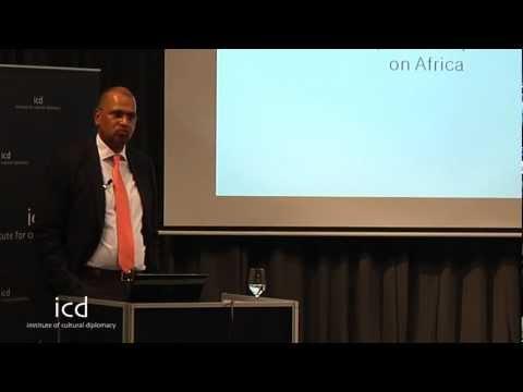 John Eichler (Managing Director, JE Stratégie GmbH) - Institute for Cultural Diplomacy