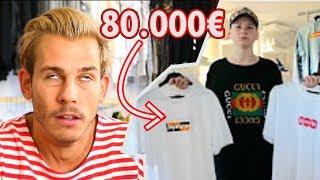DER 15-JÄHRIGE mit dem 80.000€ KLEIDERSCHRANK *ich raste aus* 🤬