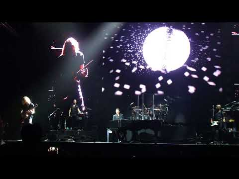 Lionel Richie - Hello, Spark Arena Auckland New Zealand 2018