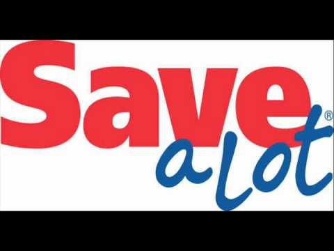 Save a Lot Jingle - My Dollar Goes Far At Save a Lot