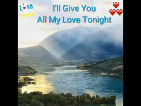 I'll Give You All My Love Tonight Lyrics /  The Bellamy Brothers
