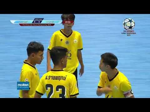 Highlight Week 1 คู่ 7 ม.ราชพฤกษ์ เสมอ สพล.ชลบุรี 1- 1
