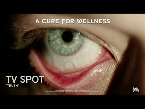 A Cure For Wellness ['Truth' TV Spot in HD (1080p)]