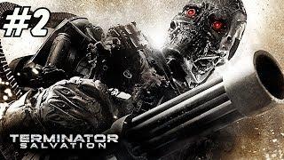 Terminator Salvation. Прохождение № 2. В сердце врага.