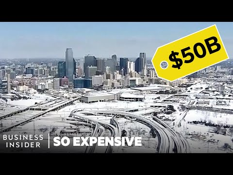 Why The Texas Polar Vortex Is So Expensive | So Expensive