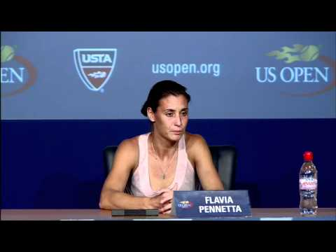 2011 US Open Press Conferences: Angelique Kerber (Quarterfinals)