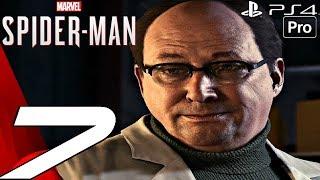 SPIDER-MAN PS4 - Gameplay Walkthrough Part 7 - Halloween Party (PS4 PRO)
