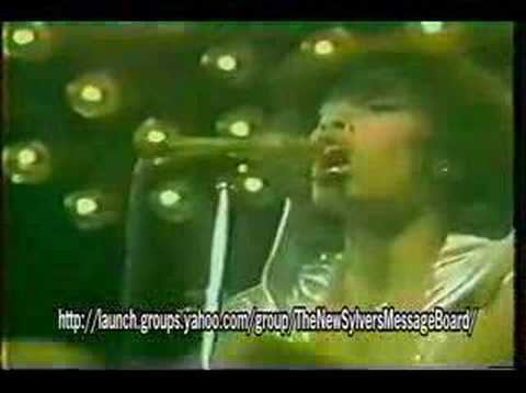 The Sylvers /Take A Hand (Live)