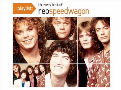 REO Speedwagon - Keep The Fire Burnin'