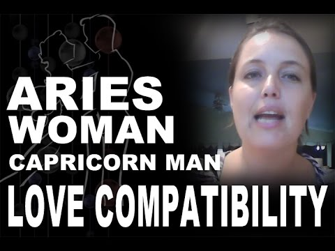 Capricorn man and aries woman relationship