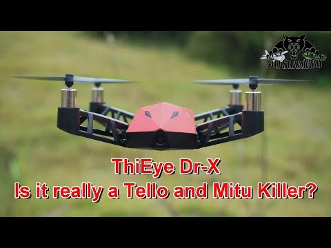 Фото Watch this before you buy ThiEye Dr-X WiFi FPV Camera Quadcopter