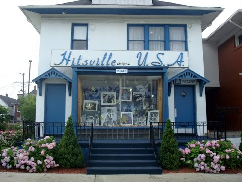"""Motown's Historic """"Studio A"""" in Detroit, Michigan"""