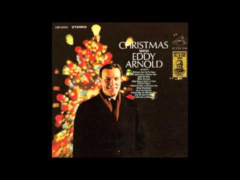 Клип Eddy Arnold - Up on the House Top