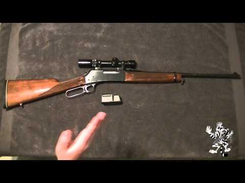 Browning BLR .308 Short Look.