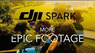 More of my Best Cinematic DJI Spark Footage | EmchKidsVids