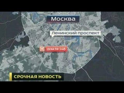 На Ленинском проспекте неизвестные расстреляли 35-летнего мужчину