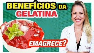 Os Benefícios da Gelatina
