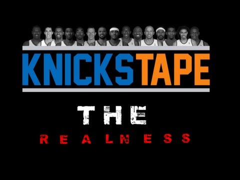 The Realness: Knick fans, try not to boo tonight