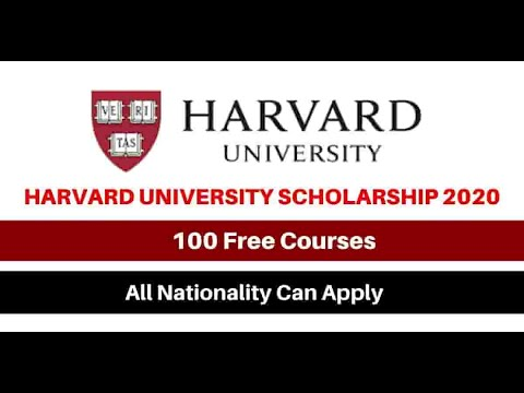 how hard is it to get a scholarship to harvard