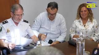 Más de 270 efectivos policiales velarán por la seguridad en Feria