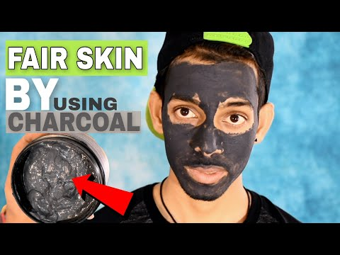 How To Get Clear Skin By Using Wow Charcoal Face Mask ☆ SAYAN