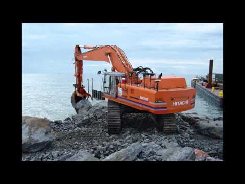 J.E. McAmis - Heavy Civil and Marine Contractors