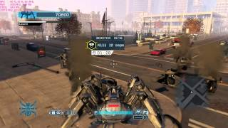 Watch Dogs Spider Tank Gameplay ASUS G750JW NVIDIA GTX 765m