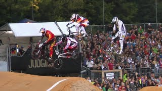 Next Level of BMX Racing - Red Bull R.Evolution 2012 Berlin