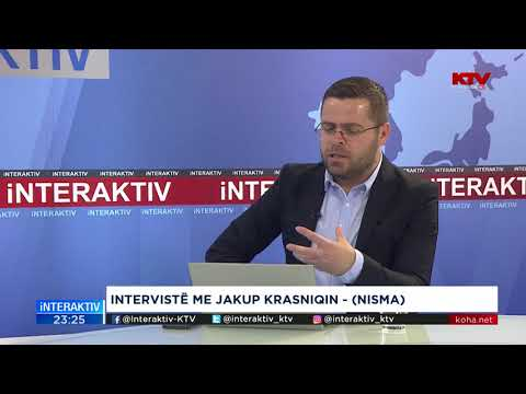 Interaktiv - Jakup Krasniqi 18.04.2018