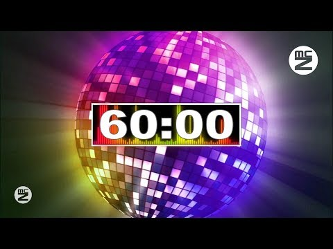 1 hour Interval Countdown Timer  | ♫ Free Music No Copyright