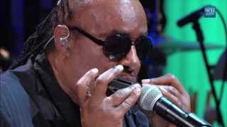 Stevie Wonder Performs 34 Alfie 34 In Performance At The White House