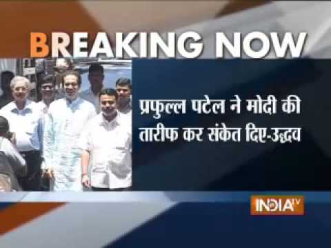 Uddhav Thackeray hits out at NCP over Pawar-Modi meet