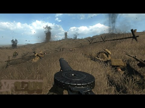 MOST REALISTIC GAME ABOUT WW1 ! Verdun ! Shooter on PC