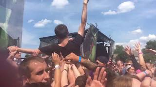 The Amity Affliction- This Could Be Heartbreak Live at Vans Warped Tour 2018 Camden NJ