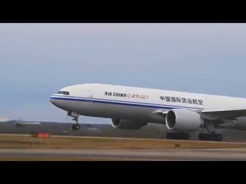 Air China Cargo Operational Video