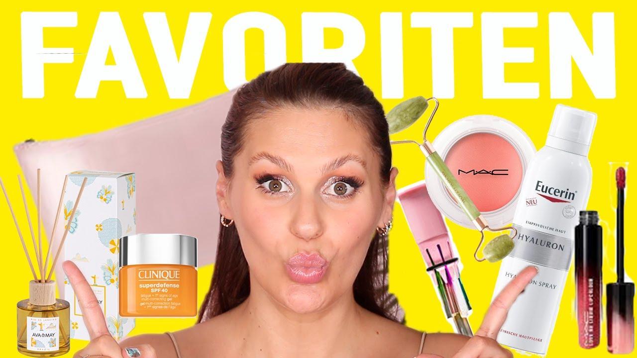 Meine Beauty, Makeup, Skincare & Lifestyle Favoriten im Sommer