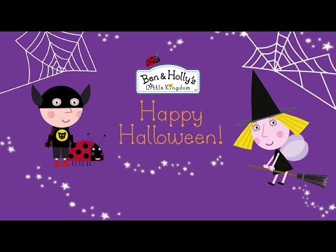 Ben and Holly's Little Kingdom- Spooky Halloween! (compilation)