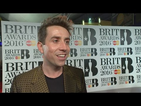 BRIT AWARDS 2016: Nick Grimshaw opens up about why he's left The X Factor