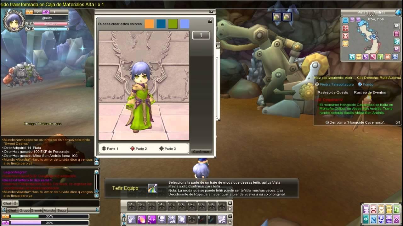Juego Estilo Anime Gratis Online Eden Eternals Pc Youtube