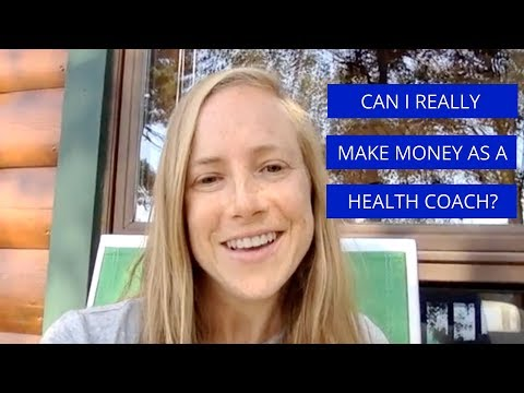Can I really make enough money in my health coaching/wellness business?