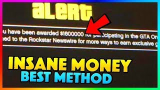 How To Make The EASIEST £1.350,000 Million Solo in GTA 5 Online | NEW Best Money Guide/Method 1.44
