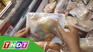 18.000 đồng/kg gà Mỹ nhập về Việt Nam | THDT