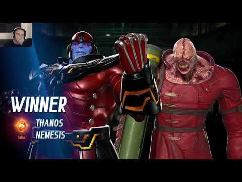 Marvel vs. Capcom Launch MP pt103 - vs. Spider-Man/Thor - 동영상